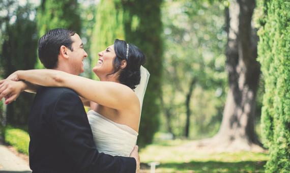 Villa Montalvo California Wedding // Christina + Cecil