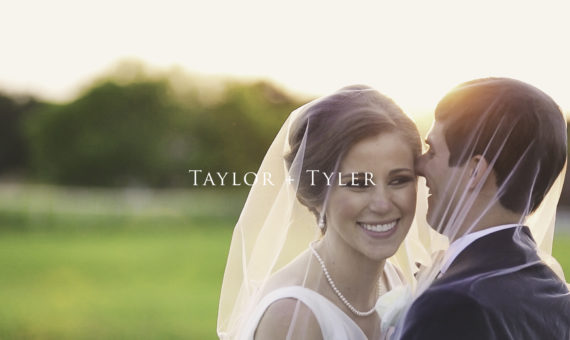Lone Star Mansion Wedding Highlight // Taylor + Tyler