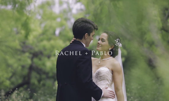 Cistercian Abbey Wedding Highlights // Rachel + Pablo