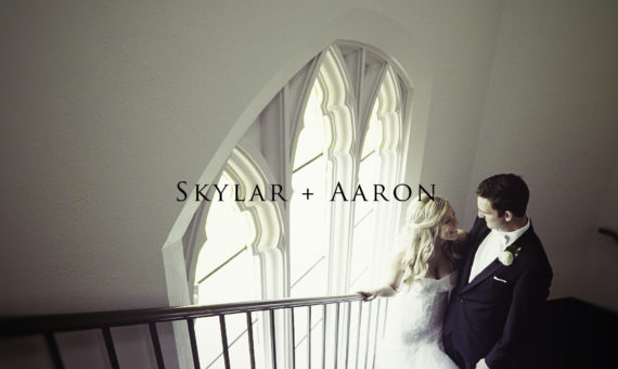 Fort Worth Club Wedding Highlights // Skylar + Aaron