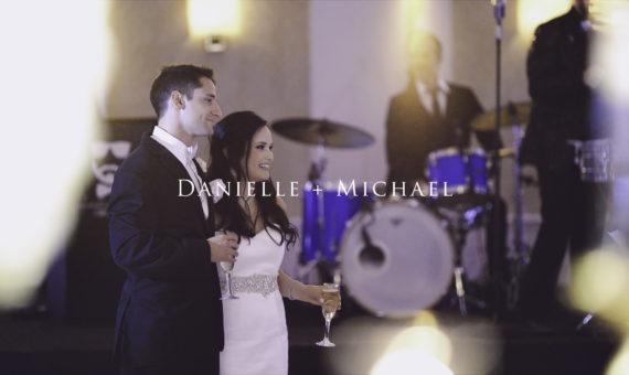 Belo Mansion Highlight // Danielle + Michael