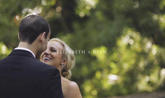 Arlington Hall Wedding Highlight // Elizabeth + Ryan