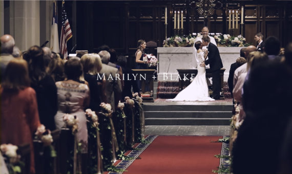 Trinity Episcopal Longview Highlight // Marilyn + Blake