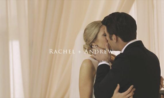 Joule Hotel Wedding Highlight // Rachel + Andrew