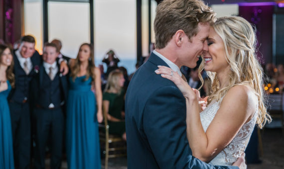 The Tower Club of Dallas Wedding // Lindsey + Alex