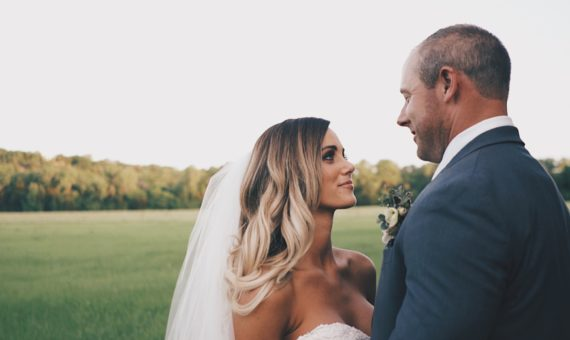Brooks at Weatherford Wedding Film // Shelby + Jeff