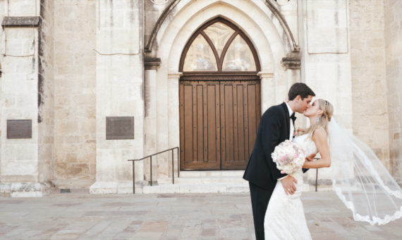 Pearl Stable San Antonio Wedding Film // Kim + Chris